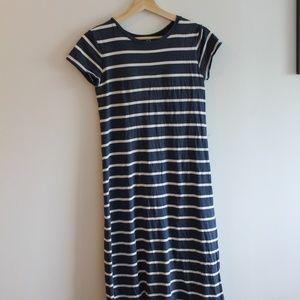 8783c57768998 Uniqlo Dresses - Uniqlo Women Short-Sleeve Long Bra Dress